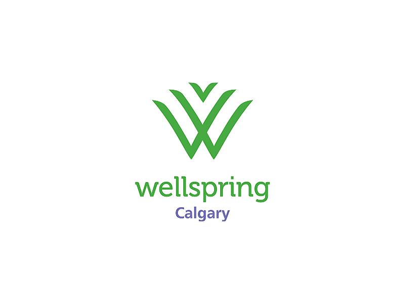 Wellspring Calgary logo