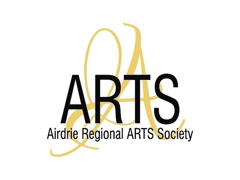 Airdrie Regional Arts Society logo