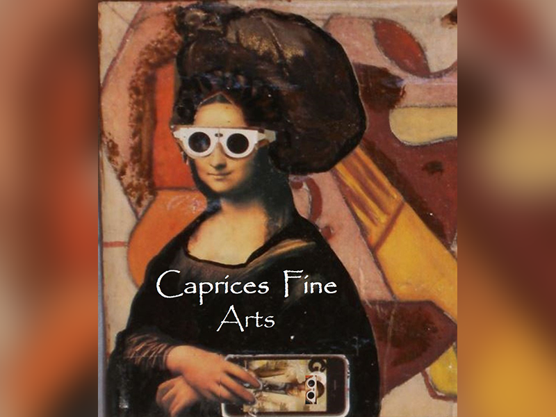 Caprices Fine Arts logo