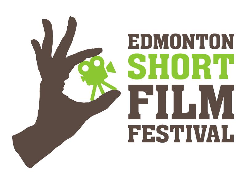 Edmonton Short Film Festival logo