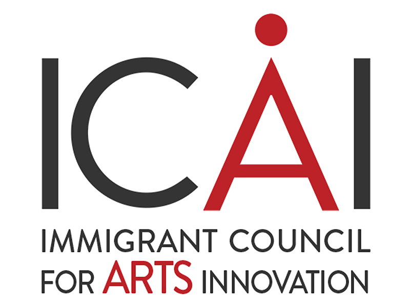 Immigrant Council for Arts Innovation logo