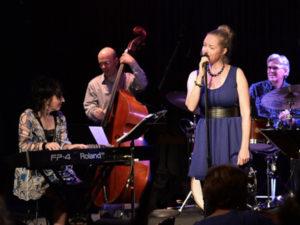 A photo of the MAPL Jazz Ensemble
