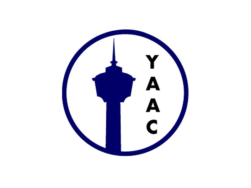 Young Arts Administrators of Calgary logo
