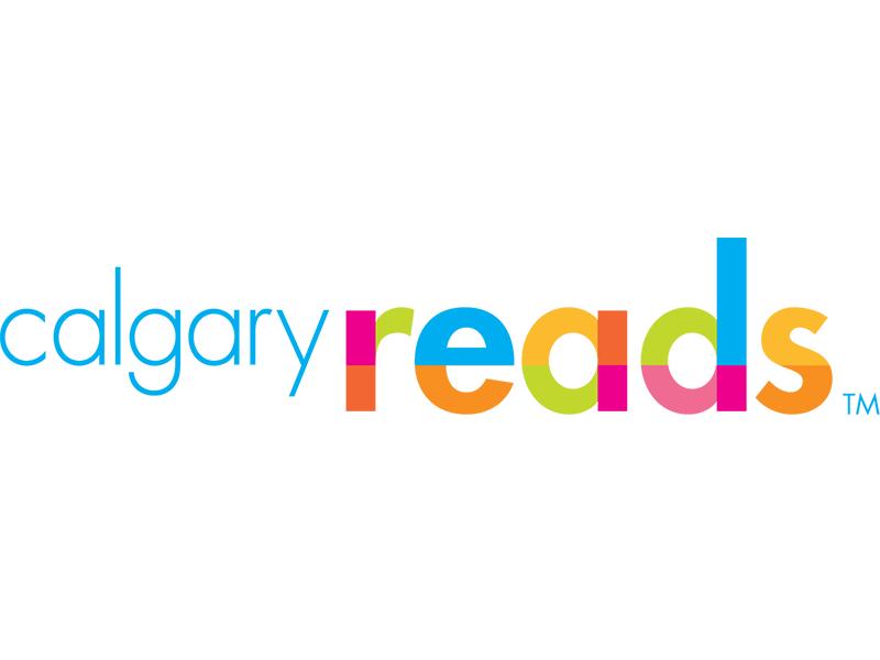 Calgary Reads logo