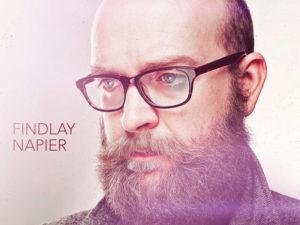 A promo photo of Findlay Napier