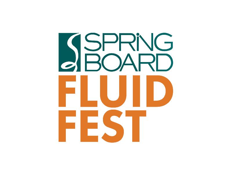 Springboard FluidFest logo