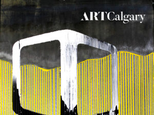 Art Calgary poster