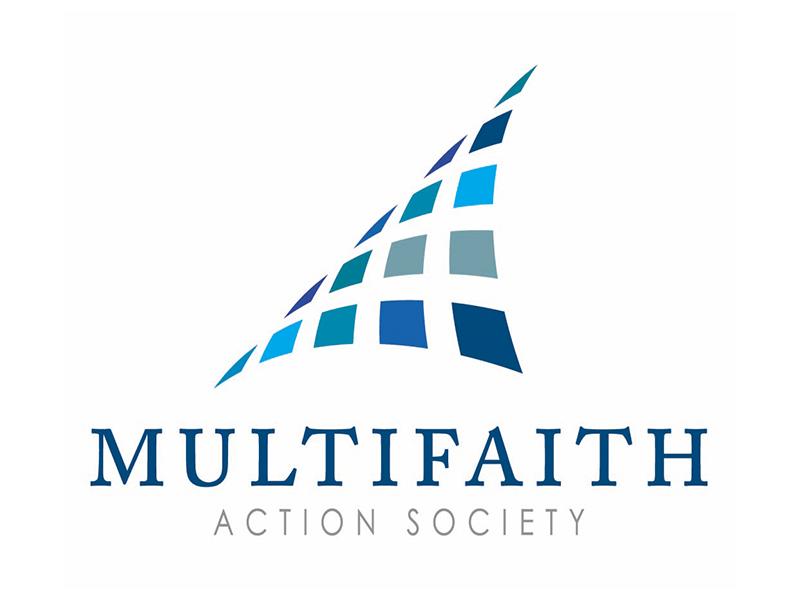 Multifaith Action Society logo