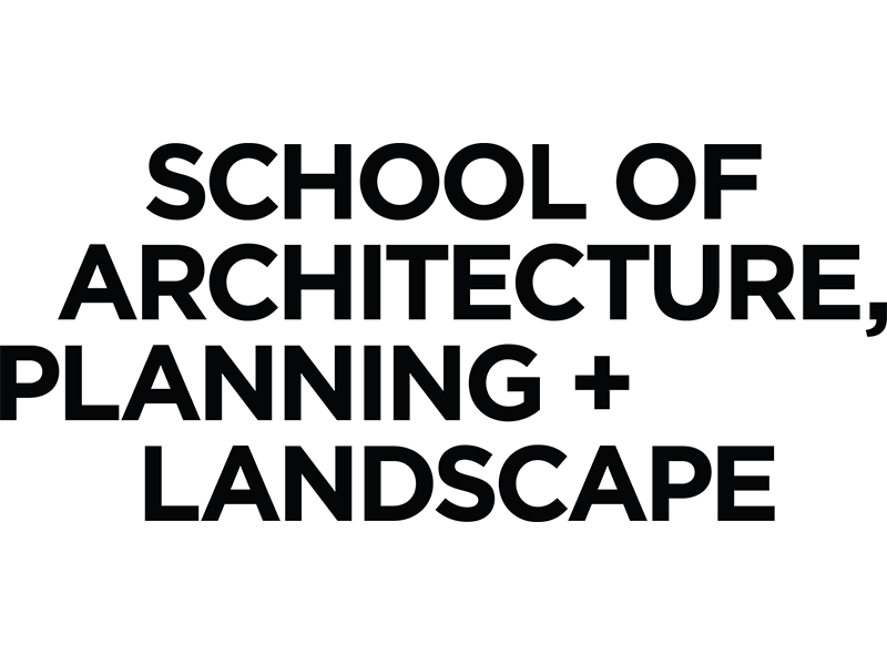 School of Architecture, Planning, and Design logo