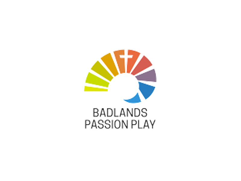 Canadian Badlands Passion Play logo