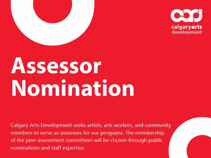 Assessor Nomination graphic