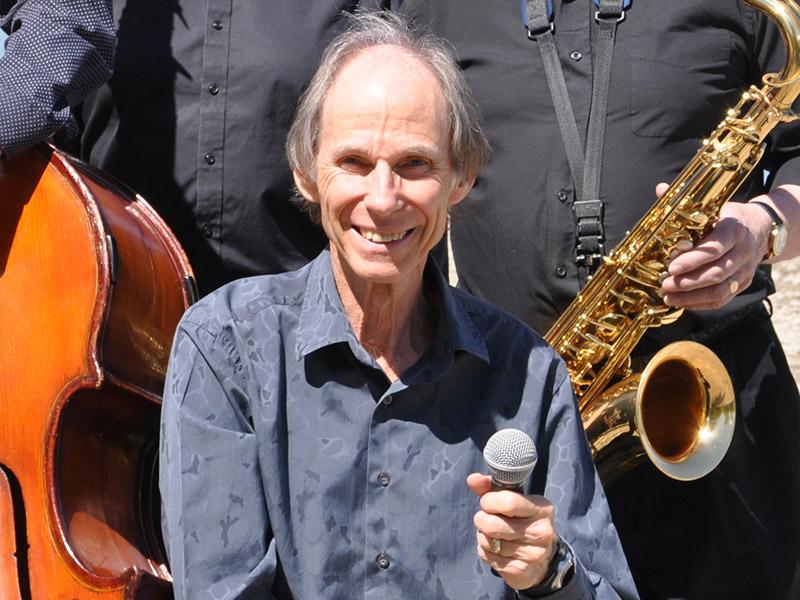 A photo of Jim Hutchison