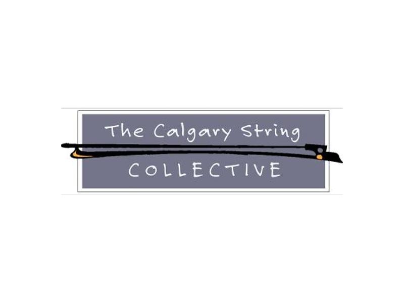 Calgary String Collective logo