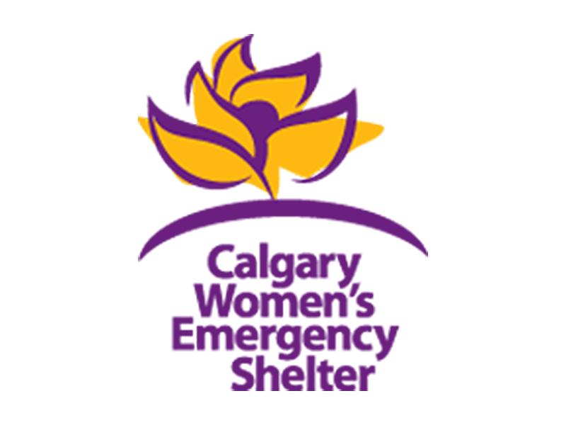 Calgary Women's Emergency Shelter logo
