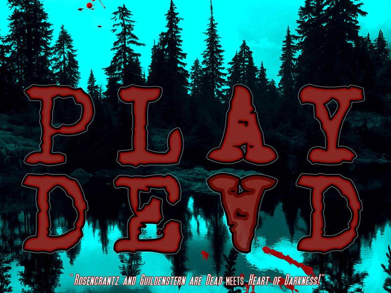A poster for Le Salon des Refusés #4 featuring Play Dead