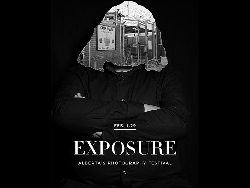 A poster for the 2020 Exposure Photography Festival