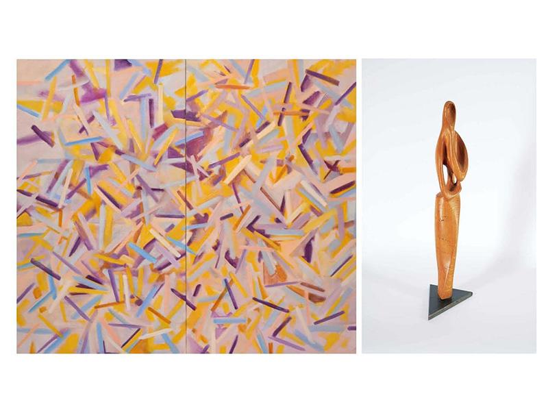 Works by Katie Ohe & Harry Kiyooka