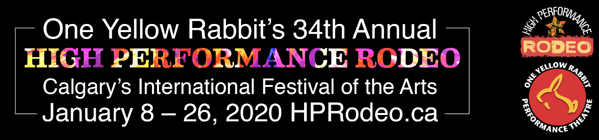 High Performance Rodeo footer information