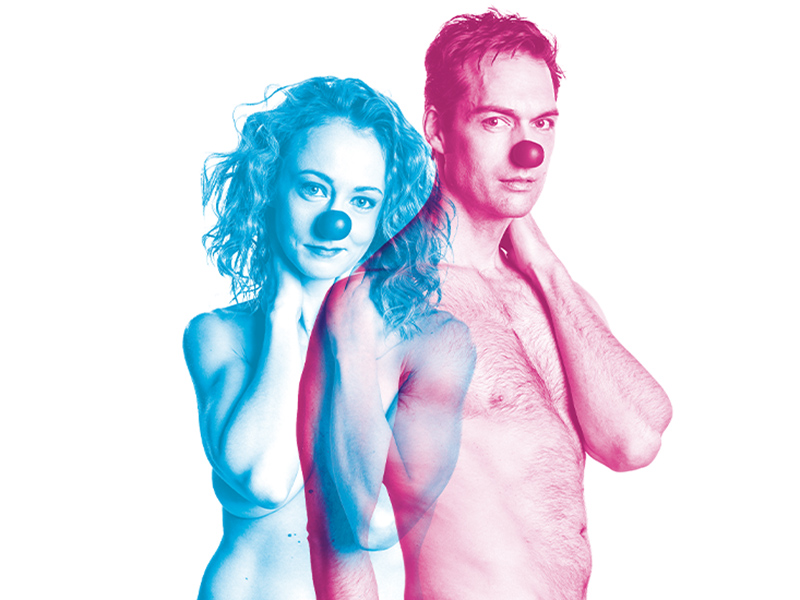 A promo image for Queer Blind Date