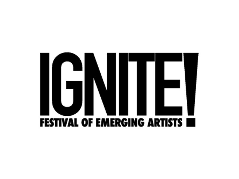 IGNITE! Festival of Emerging Artists logo