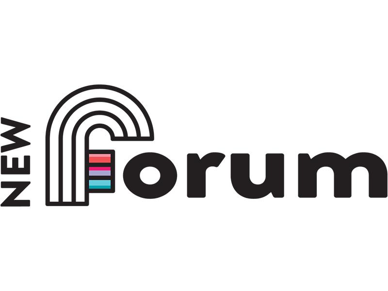 New Forum Magazine logo