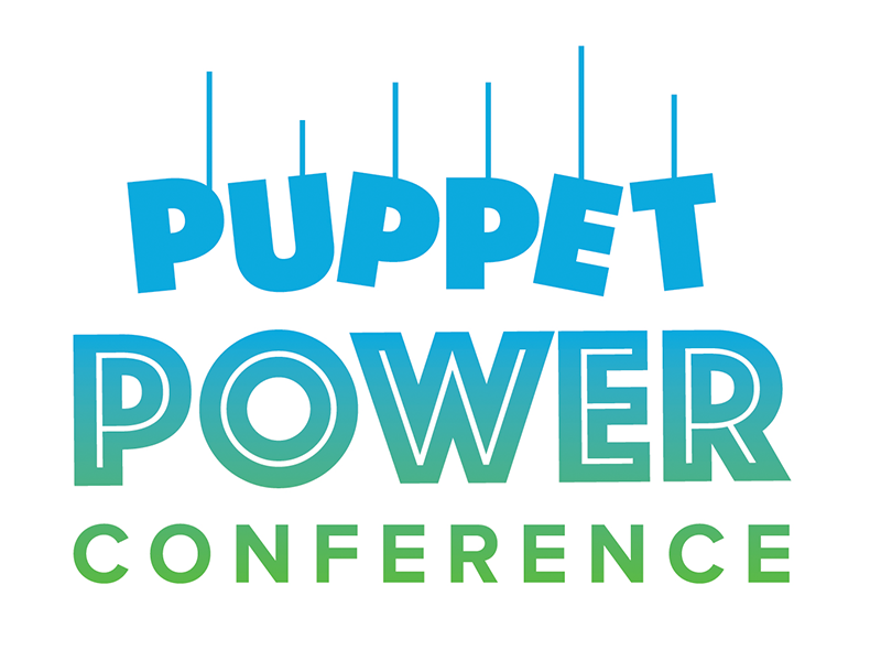 Puppet Power Conference logo