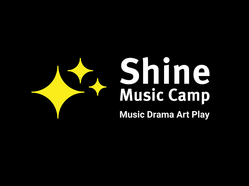 Shine Music Camp logo