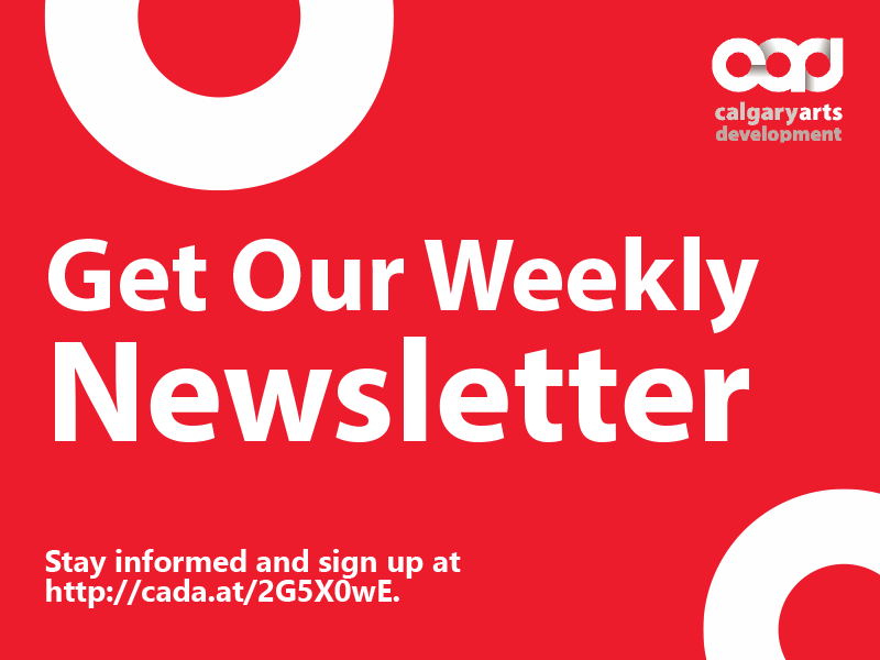 Get Our Weekly Newsletter graphic