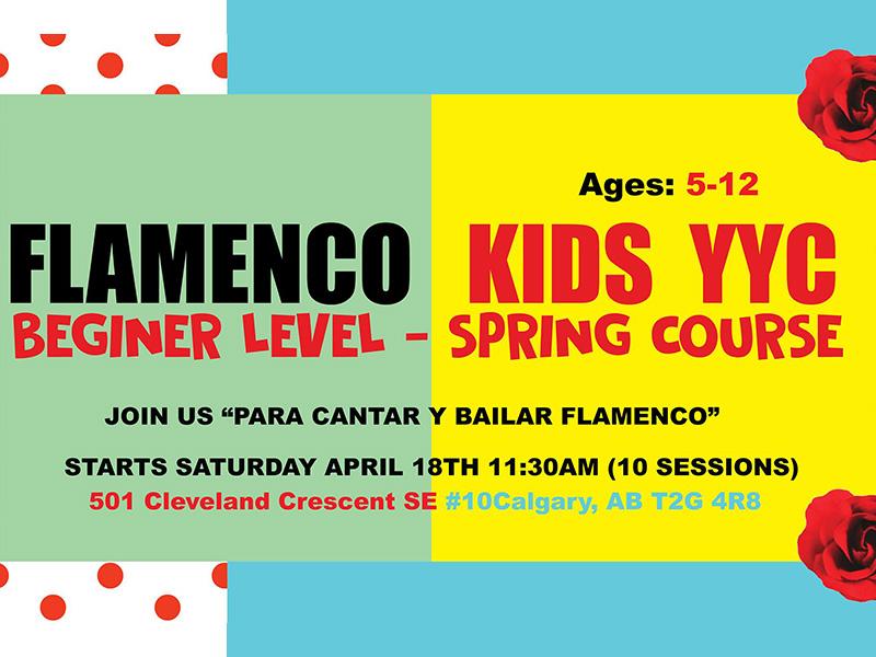 Silvia Temis Flamenco Dance Classes 2020 by Silvia Temis