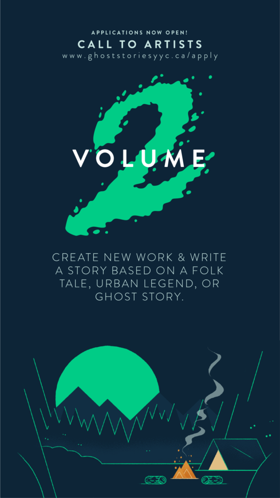 Create New Work & Write a Story Based on a Folk Tale, Urban Legend, or Ghost Story.