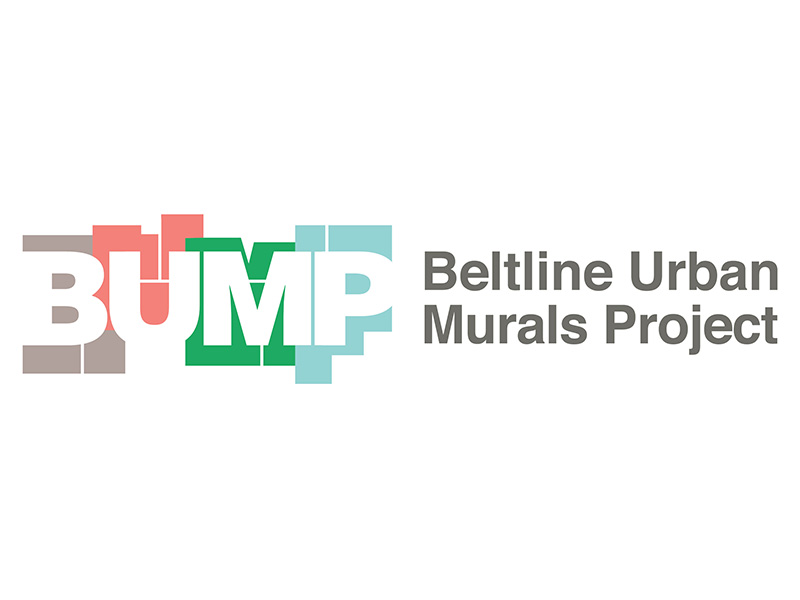 Bump Beltline Urban Murals Project logo