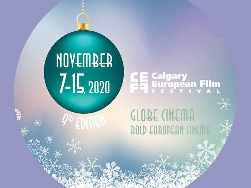 Calgary European Film Festival poster for 2020