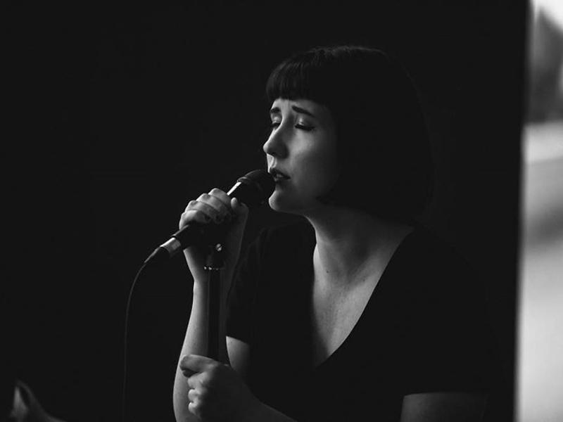 A promo photo of Ellen Doty