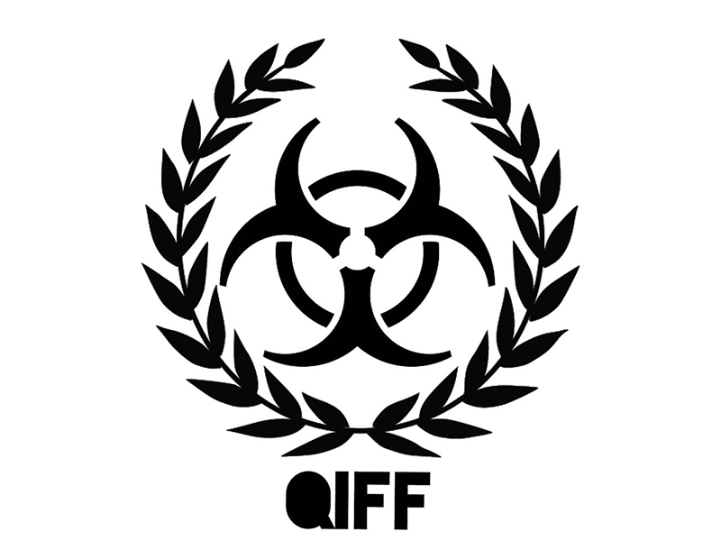 Quarantine International Film Festival logo