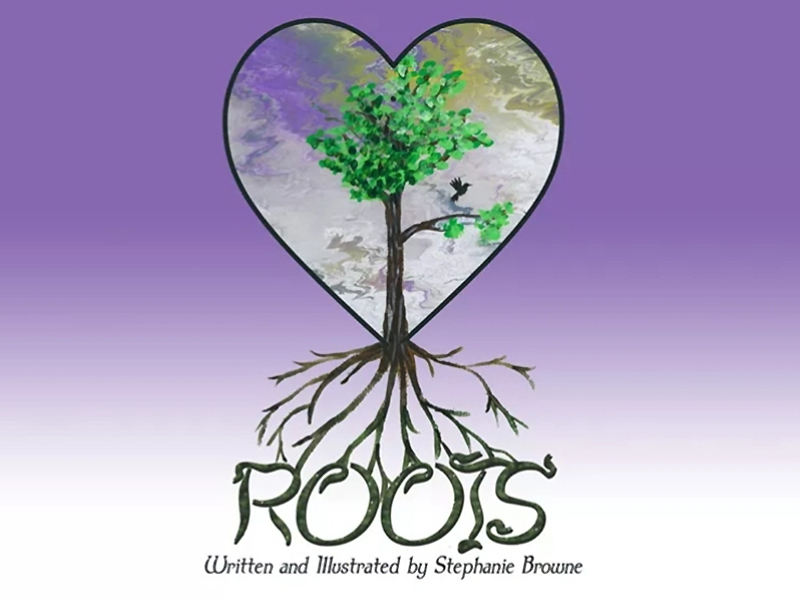 The cover for Roots