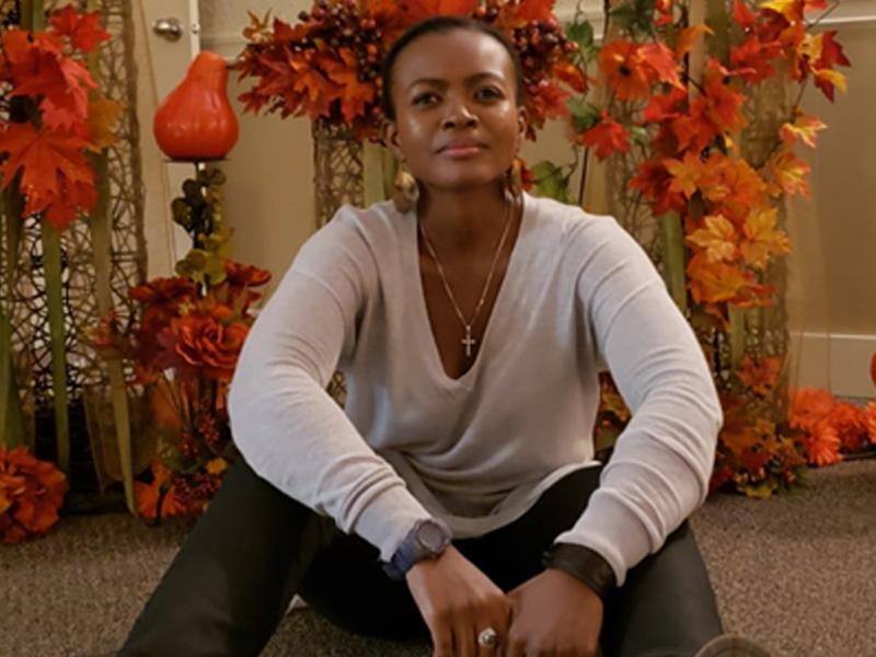A photo of Stephanie Solomon