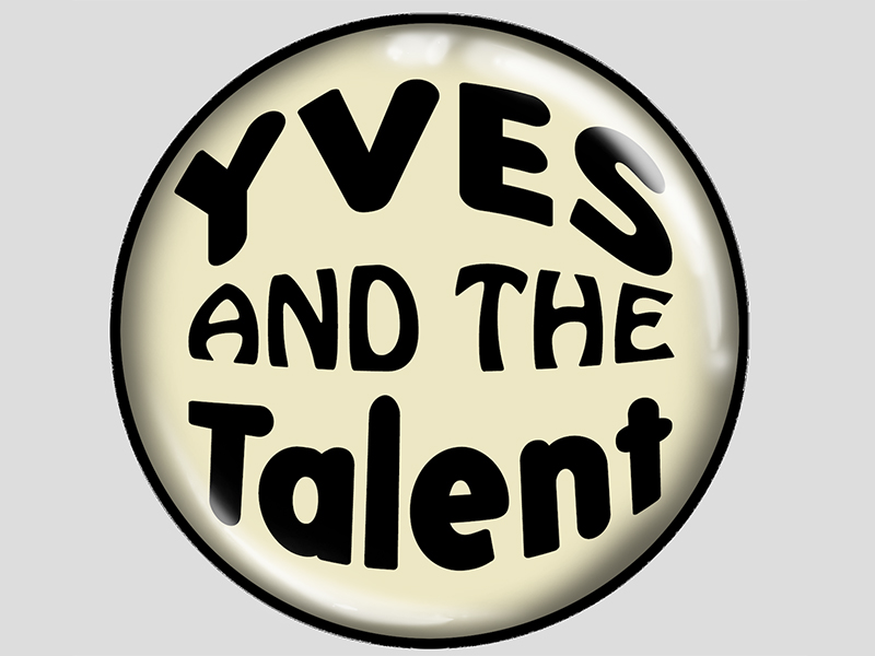 Yves and The Talent logo