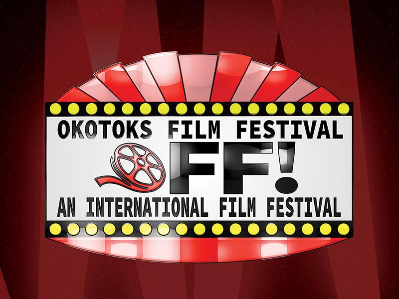 Okotoks Film Festival poster
