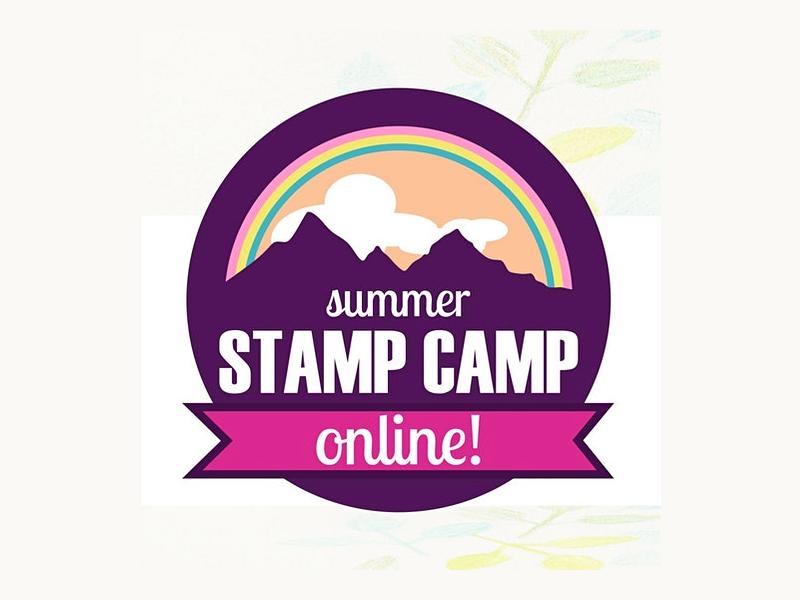 Summer Stamp Camp logo