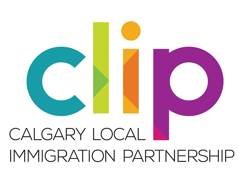 Calgary Local Immigration Partnership logo