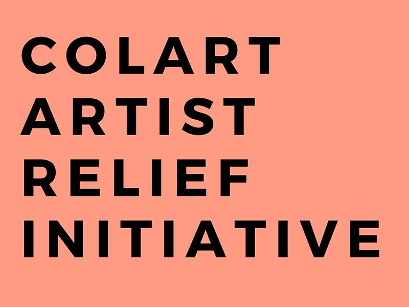 Artist Relief Initiative