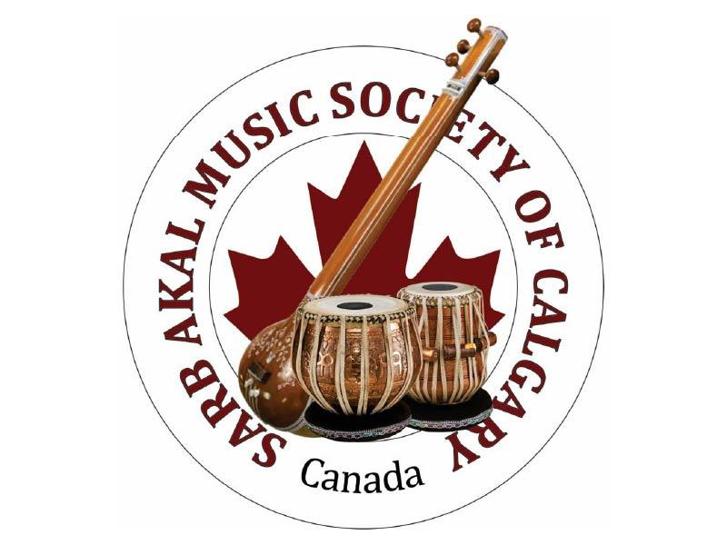 Sarb Akal Music Society of Calgary Logo