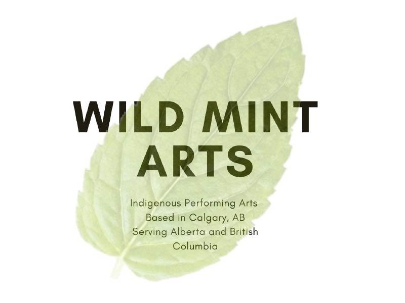 Wild Mint Arts logo