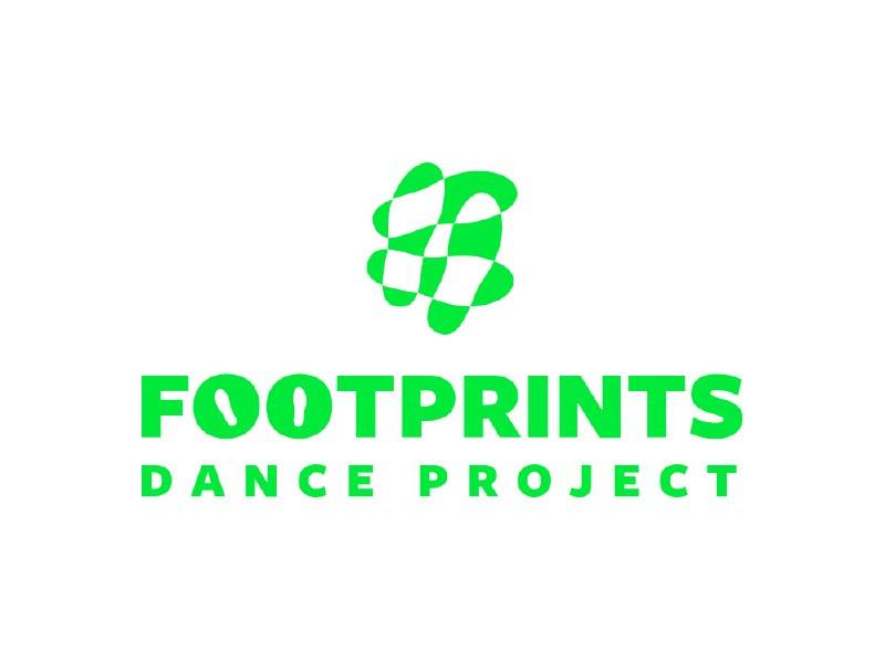 Footprints Dance Project logo