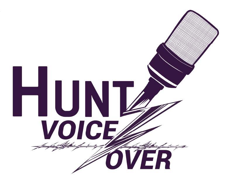 Hunt Voice Over logo