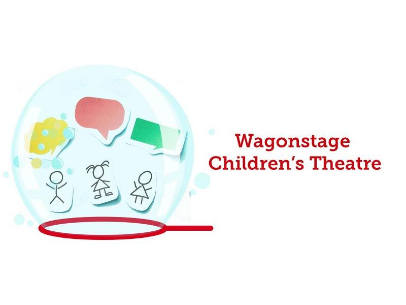 Wagonstage Children's Theatre logo