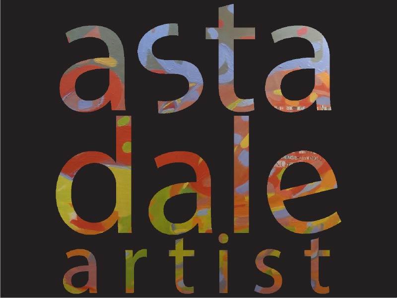 Asta Dale artist logo