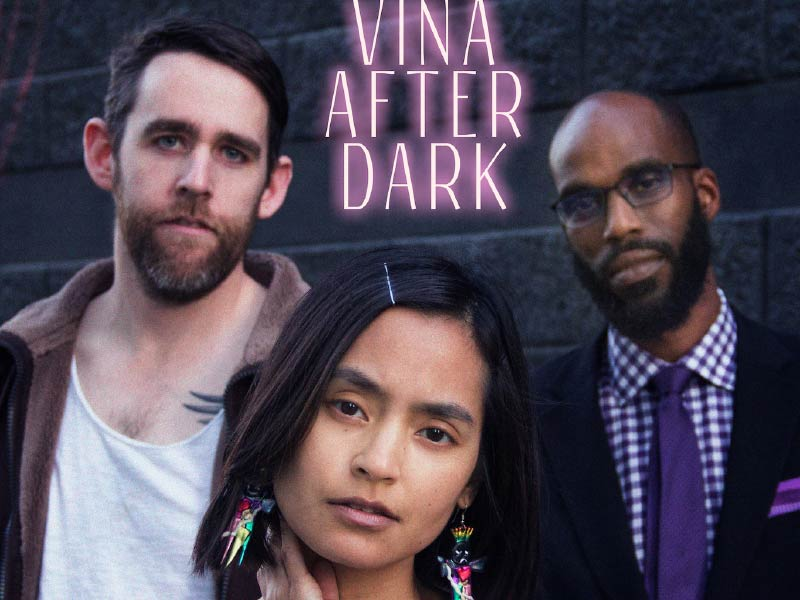 A photo of Vina After Dark band members
