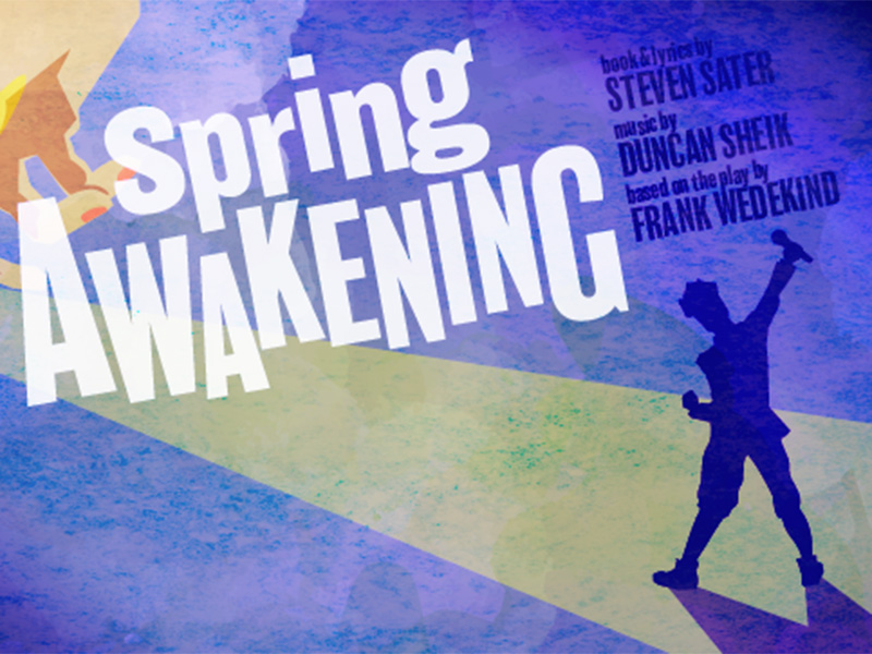 A poster for Spring Awakening