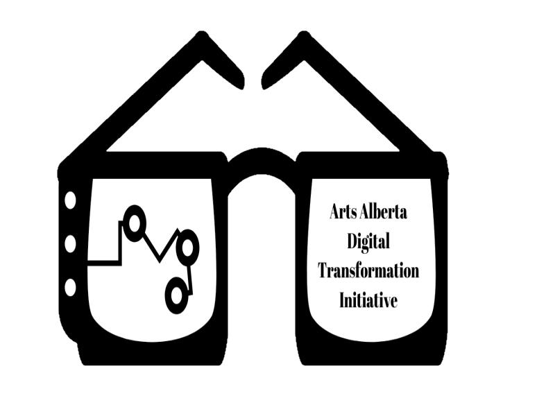 Arts Alberta Digital Transformation Initiative logo